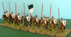 Click here for Medieval transfers 15mm and 25mm
