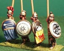 Click here for Hellenistic (Greek) transfers 15mm and 25mm