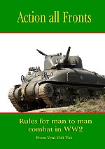 Action all Fronts WW2 land combat rules