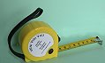 5m long metric and imperial tape measure