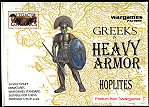 Wargames Factory Greek hoplites
