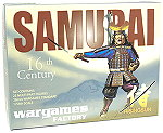 Wargames Factory Samurai warriors